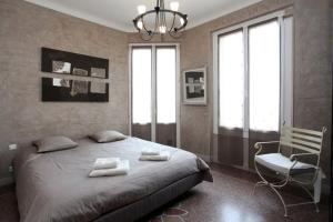 Graglia, Apartmanok  Cannes - big - 7