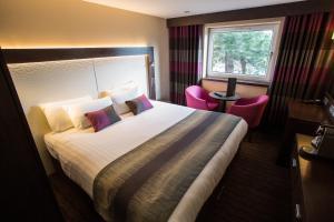 Mondo Hotel, Отели  Coatbridge - big - 44