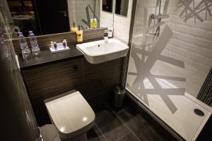 Mondo Hotel, Hotely  Coatbridge - big - 18
