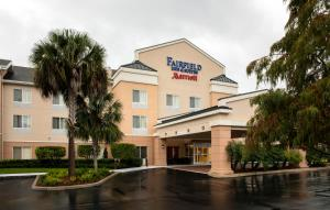 Fairfield Inn and Suites by Marriott Lakeland Plant City, Hotels  Plant City - big - 1