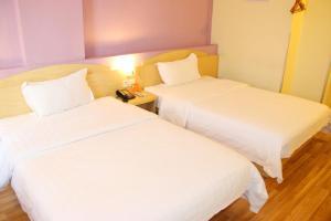 7Days Inn Nanchang Xiangshan Nan Road Shengjinta, Hotels  Nanchang - big - 13