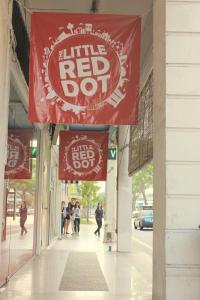 Backpacker's Hostel @ The Little Red Dot