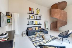 Sweet Inn - Brune, Apartmanok  Párizs - big - 124