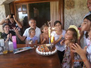 La Mansa Casas De Campo, Chalet  San Lorenzo - big - 43