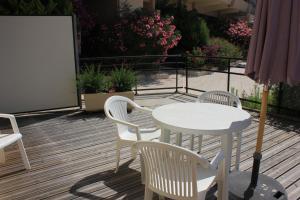 Résidence Les Calanques, Aparthotels  Ajaccio - big - 29