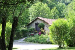 Location gîte, chambres d'hotes Camping Moulin De Chaules dans le département Cantal 15