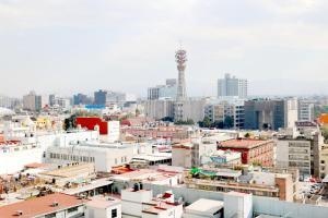 Puerta Alameda Suites, Apartmanok  Mexikóváros - big - 153