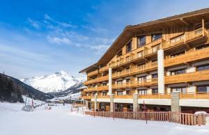 Location gîte, chambres d'hotes Hôtel Saint Charles Val Cenis dans le département Savoie 73