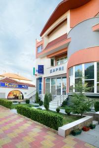 Hotel Kapri, Hotel - Yambol