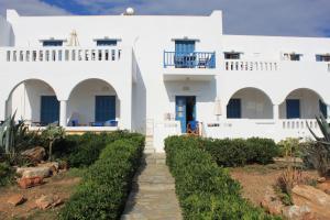 Kouros Village Antiparos Greece