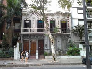 Bonarda Bon Hostel, Hostely  Rosario - big - 33
