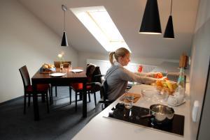 Hotel Rügenblick, Szállodák  Stralsund - big - 28