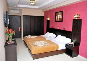 Standard Double Room Suite Hotel Tilila