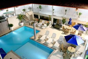 Отель Ancoradouro Hotel - Centro De Porto Seguro, Порту-Сегуру