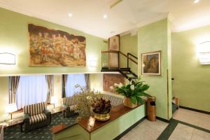 Hotel Flora, Отели  Милан - big - 78