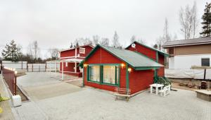 Cottage Scandi Nordic - Goncharovo