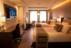 Dann Carlton Bogota, Hotels  Bogotá - big - 5