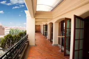 Dann Carlton Bogota, Hotels  Bogotá - big - 43