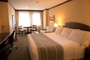 Dann Carlton Bogota, Hotels  Bogotá - big - 31