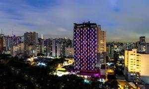 Hotel WZ Jardins, Сан-Паулу