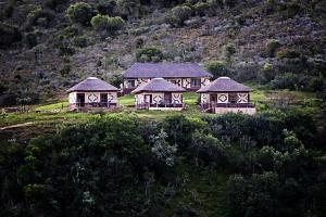 Addo Palace Bush Huts