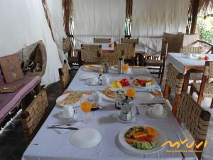 Mvuvi Lodge, B&B (nocľahy s raňajkami)  Watamu - big - 26