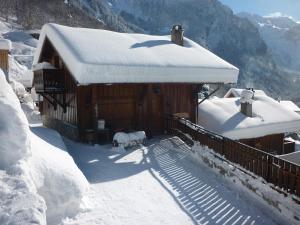 Location gîte, chambres d'hotes Chalet Analma dans le département Savoie 73