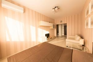 Apartment Kvartirkino Varfolomeeva, Appartamenti  Rostov sul Don - big - 21