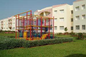Jardins de l'Atlantique K, Апартаменты  Мохаммедия - big - 18
