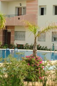 Jardins de l'Atlantique K, Апартаменты  Мохаммедия - big - 15
