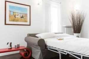 Vittoria Halldis Apartments, Apartments  Milan - big - 54