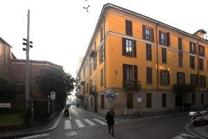 Vittoria Halldis Apartments, Apartments  Milan - big - 69