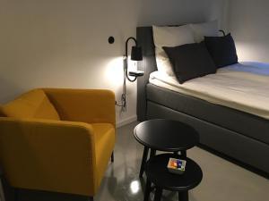 Square Rooms, Ferienwohnungen  Düsseldorf - big - 2