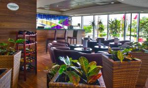 Hotel Navrom River, Hotels  Galaţi - big - 16