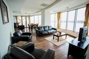 Hotel Navrom River, Hotels  Galaţi - big - 29