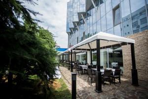 Hotel Navrom River, Hotels  Galaţi - big - 14