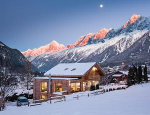 Chalet Rubicon - Hotel - Les Houches