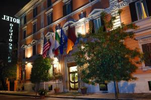 Hotel Giulio Cesare, Отели  Рим - big - 1