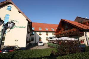 Hotel Bürgerhof - Hohenstein-Ernstthal