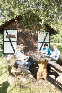 Jakobs Hütte, Dovolenkové domy  Bad Berleburg - big - 17