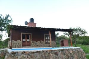 La Mansa Casas De Campo, Horské chaty  San Lorenzo - big - 3