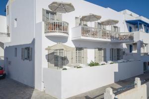 Thomais Studios, Apartmány  Naxos Chora - big - 186