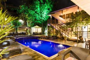 Flat Vila Morena, Apartments  Camburi - big - 18