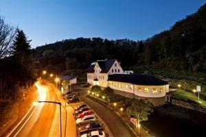 """Hotel """"Am Bergpark"""" neue drusel - Bodenhausen"""
