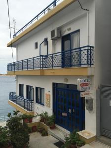 Angelos Hotel, Отели  Айос-Николаос - big - 20