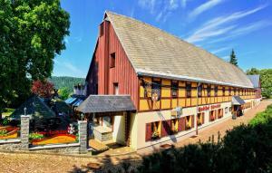 Naturhotel Gasthof Bärenfels - Frauenstein