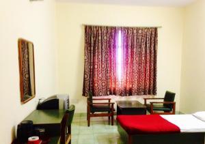 Hotel Ranjit Residency, Chaty  Hajdarábád - big - 32