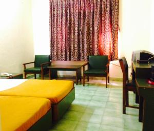 Hotel Ranjit Residency, Chaty  Hajdarábád - big - 37