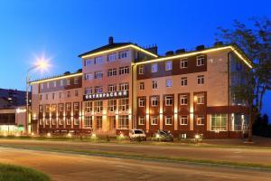 Отель Октябрьский