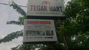 Tegar Guest House Blumbungan, Penzióny  Mengwi - big - 35